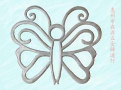 蝴蝶形鑄件