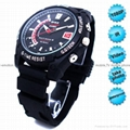 IR Night vision Watch Camera 1080P 4G-8G