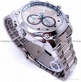 IR Night vision Waterproof Watch Camera 1080P P300B