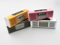 Hi-Rice Original portable Speakers SD-801+FM+USB HOST+Micro sd card