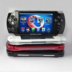 "4.3"" super slim Game Player Touch Screen surport PS1 games"