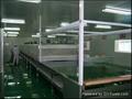 電視機電腦外殼噴漆生產線 1
