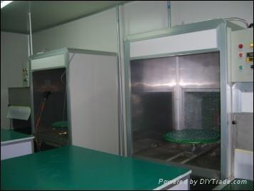 電視機電腦外殼噴漆生產線 2
