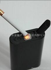 点烟器耐的多功能移动电源