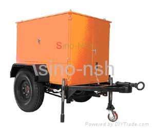 sino-nsh used transformer oil recycling,oil purifier,oil purification,oil filter 2