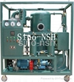 sino-nsh lubricating used oil recovery,oil purifying,oil purifier,oil filtering 5