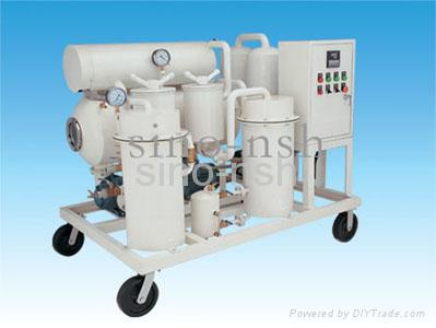 sino-nsh turbine oil recovery,oil purifier,oil purification,oil filtering 1