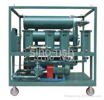 sino-nsh turbine oil recovery,oil purifier,oil purification,oil filtering 4