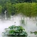 加濕降溫景觀造霧系統