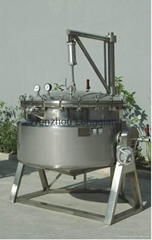 sandwich boilter (Food processing machine)
