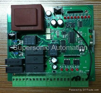 AC swing gate opener control board  1