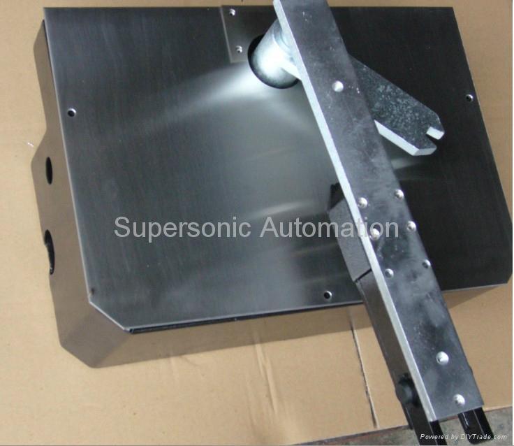 Dc v solar underground swing gate opener sw d