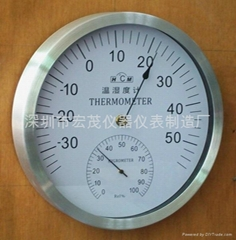 10inch Thermometer and Hygrometer