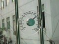 Out Window Thermometer