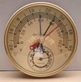 Min-Max Thermometer and Hygrometer