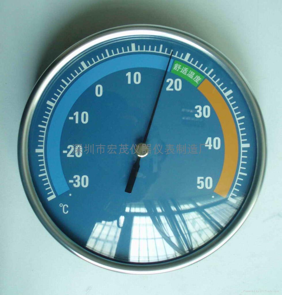 Bimetal Thermometer  2