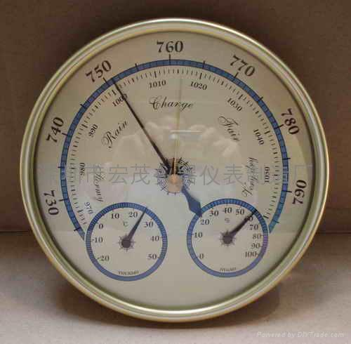 3in1 weather station (barometer/ thermometer/hygrometer) 1