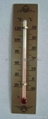 Glass bar Thermometer