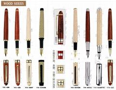 木笔/木制圆珠笔/木制钢笔