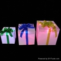Gift Box Lights, Decoration Lights for Outdoor or Indoor