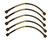 PARKER(派克)防火软管,绝缘软管,耐磨软管,液压胶管等