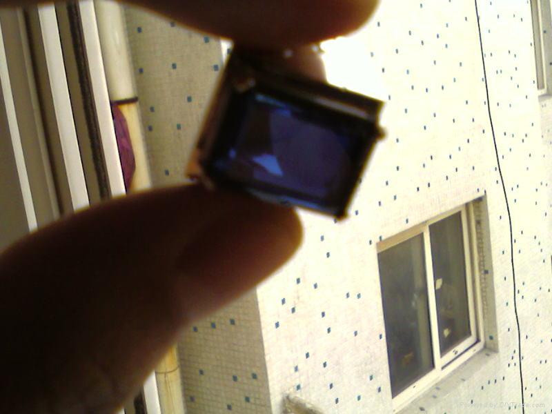 中国蓝宝石戒指 1