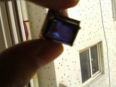 中国蓝宝石戒指