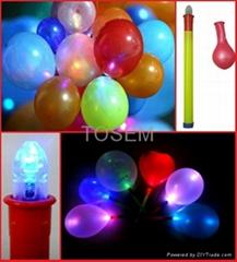 LED Sparkle Balloon Stick