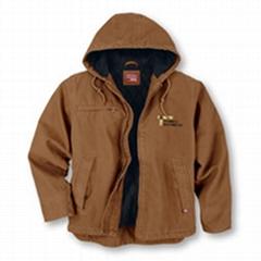 DRI DUCK™ Hooded Jacket