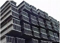 I section steel beam (GB EN BS JIS ASTM SS400 Q235 A36 Q345)