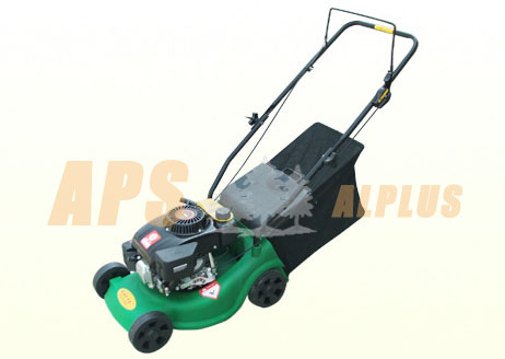 gasoline lawn mower,118cc/3.5HP,hand-push,400mm cutting width 1