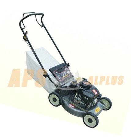 gasoline lawn mower,135cc/3.75HP,aluminum deck,hand-push,460mm cutting width 1