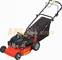 gasoline lawn mower,135cc/3.75HP,self-propelled,460mm cutting width