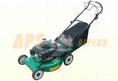 gasoline lawn mower,163cc/5.5HP,self-propelled,560mm cutting width