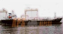 SELL 7000DWT HULL OIL TANKER