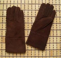 真皮男女式手套