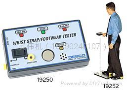COMBO防靜電手腕帶/工作鞋測試儀 1