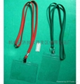 soft pvc badge holder, soft pvc card holder 1