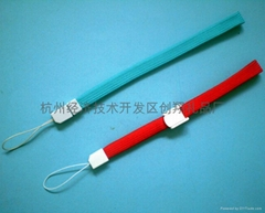 Nintendo Wii lanyard/ electro-product lanyard/wrist strap