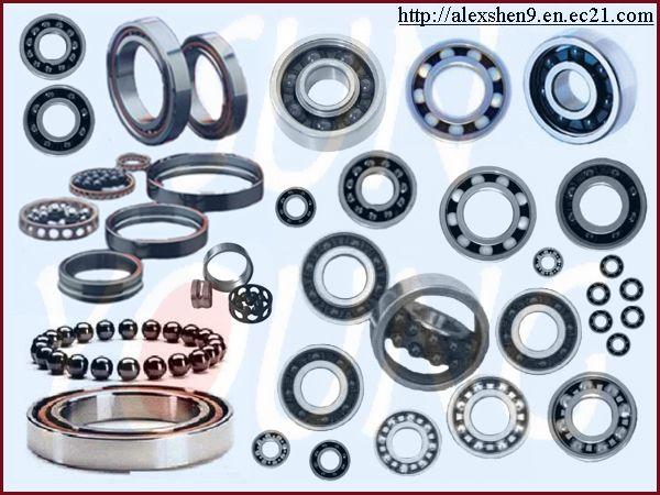Hybrid Bearings (Ceramic Ball Bearings) 1
