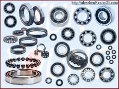 Hybrid Bearings (Ceramic Ball Bearings)