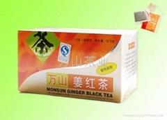 萬山姜紅茶