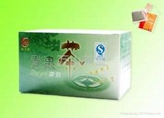 """""""桂鄉茗""""牌青果袋泡茶"""