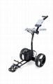 Beautiful X3E golf trolley