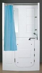 Walk in tub   Handicapped tub T-108B(with backboard)