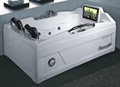 Massage bathtub(with 17 inch TV)   T-2118C