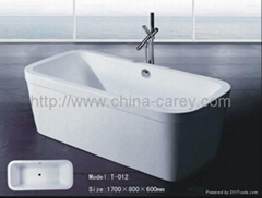 Bathtub T-012