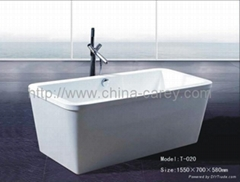 Bathtub T-020