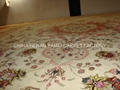 strawberry kitchen decorations carpet-wash Double Knots silk & silk rugs