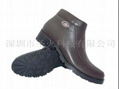 智能電子保暖鞋